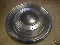 """1971 71 Chrysler 300 Hubcap Wheel Cover 15"""" OEM"""