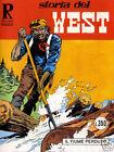 [i04] COLLANA RODEO Cepim 1976 n. 107 Storia del West