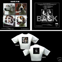 Beatles Let It Be T Shirt - Beagle - Dog Breed T Shirt