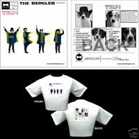 Beatles Help T Shirt - Beagle - Dog Breed T Shirt