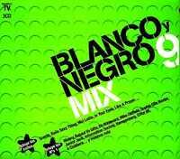 CDx3 - BLANCO Y NEGRO MIX 9 (VARIOS DANCE & HOUSE) SEALED MINT*NUEVO PRECINTADO
