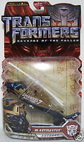 BLAZEMASTER CHANNEL 7 COPTER Transformers ROTF Movie 2 Deluxe Figure 2009