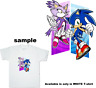 Sonic the Hedgehog Rush Adult UNISEX T-Shirt