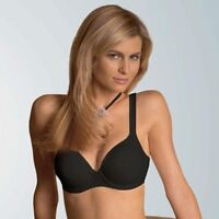 Triumph Supersoft Bra Black Underwired T-Shirt Bra BNWT