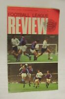 Football League Review 1970-71 Burnley