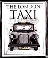 THE LONDON TAXI Collectors card set - LTI TX1, Metrocab