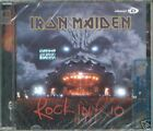 IRON MAIDEN ROCK IN RIO + BONUS SEALED 2 CD SET NEW