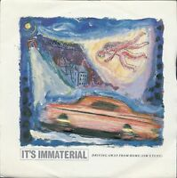 """It's Immaterial Driving Away From Home (PS) 7"""" Vinyl"""