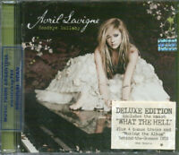 CD + DVD AVRIL LAVIGNE GOODBYE LULLABY DELUXE EDITION