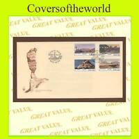 S.W.A. 1982 Mountains set First Day Cover,