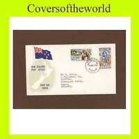New Zealand 1969 Post Office Corso First Day Cover