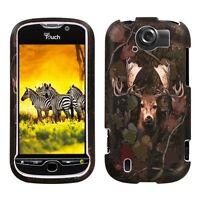 Deer Hard Case Phone Cover T-Mobile myTouch 4G Slide