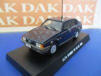 Die cast 1/43 Modellino Auto Carabinieri Alfa Romeo 75 1.6 IE 1988 blu