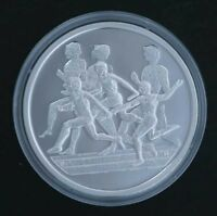 Silver Proof Coin 2004 Greek Olympics-Relay