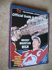 1996-97 OFFICIAL NHL GUIDE & RECORD BOOK JOE SAKIC COVER