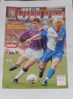 Aston Villa -v- West Ham United 1994-1995