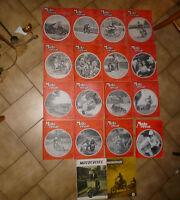 Lot Magazines Moto Revue Années 1950 52  Motocycles