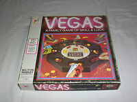 VINTAGE TOY 1974 MILTON BRADLEY GAME OF VEGAS