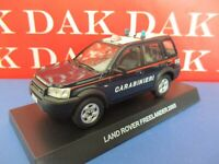 Die cast 1/43 Modellino Auto Carabinieri Land Rover Freelander 2003