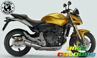3 STAGE HONDA TOUCH UP PAINT KIT CBF1000 CB600F/FA CB600N PEARL AMBER YELLOW