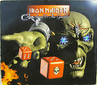 """IRON MAIDEN """"THE ANGEL & THE GAMBLER"""" cd's 4 tracks with mini poster"""
