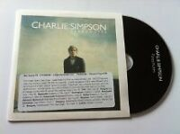 Charlie Simpson (Fightstar) - Parachutes - Scarce promo 1 track CD