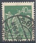 1922-23 GERMANIA USATO REICH WEIMAR 40 M F.2 - DE015