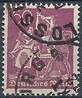 1922-23 GERMANIA USATO REICH WEIMAR 60 P F.2 - DE014