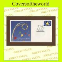 G.B. 1992 Single European Market issue on Royal Mail First Day Cover, London SW1