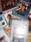 10 DVD STOCK FILM CULT MOVIE Top Gun,Manhattan,Forrest Gump,Bodyguards,Evita,ecc