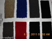 Automatten / Fußmatten  mit Stick Mattenfarbe wählbar für Hyundai Accent ab 06
