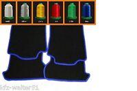 KFZ Fussmatten Automatten Farbliche Kettelung für Honda Integra Type-R Bj. 1998-