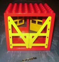 Lego Duplo Haus Bauernhof  Pferde Stall & Türen Gebäude Pferdestall