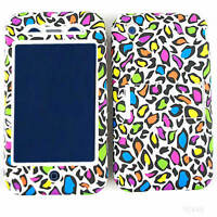 Hybrid Cover Colorful Leopard Case With Kick Stand For Apple iPhone 3 3G 3GS