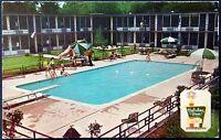 Postcard - Holiday Inn North, Nashville, Tennessee - 1970s
