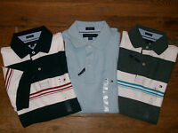 New Authentic NWT TOMMY HILFIGER SS Mens Polo Golf Cotton Shirt Custom Fit