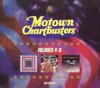 Various Artists: Motown Chartbusters Vol 4 - 6 Triple Set CD
