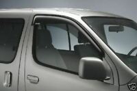 Genuine Toyota Hiace Window Deflectors