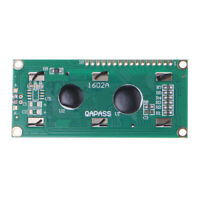 Character LCM 1602 16x2 HD44780 Controller Blue Blacklight  LCD Module Display