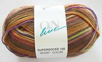 ONLINE Sport Color Supersocke 100 Yarn-#1027