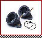 2 pcs Carburetor Intake Manifold 34 KW for Yamaha XV 535 DXN Virago - Year 99-03