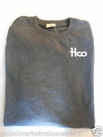 Hollister By Abercrombie & Fitch Gray Polo Men's Long Sleeve Shirt X Large NWT