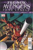 Marvel New Avengers comic issue 16