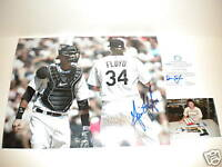 Gavin Floyd Chicago White Sox Signed 8x10 w/picture AJ