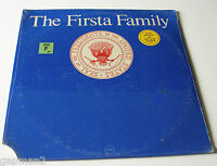 Jack De Leon 1972 Poppy LP The Firsta Family SEALED! De Leon as the Godfather