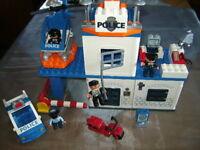 Lego Duplo 4965 Polizeistation Hubschrauber Ville neuw.
