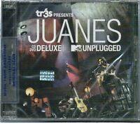 CD + DVD SET JUANES MTV UNPLUGGED SEALED NEW 2012 LIVE