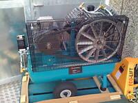 Kompressor Kompressoren Werkstattkompressor 1250/90-11
