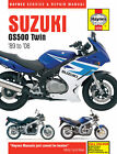 Haynes Manual 3238 - Suzuki GS500 Twin (89 - 08) workshop/service/repair