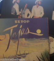 ZZ TOP - Tejas ~ GATEFOLD VINYL LP